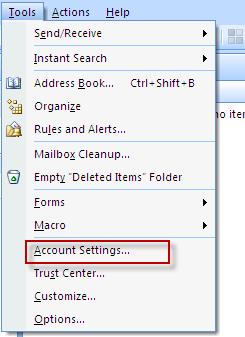 طريقة إعداد برنامج الاوت لوك 2007 2185-cached.png