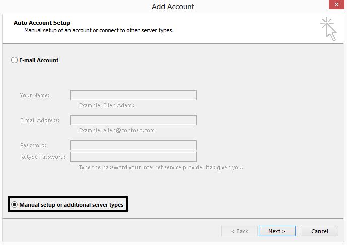 طريقة إعداد برنامج الاوت لوك 2013 2225-cached.png