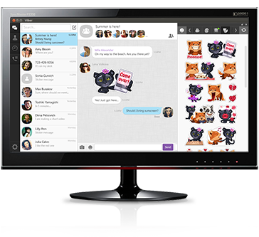 أحدث اصدار برنامج المحادثة والدردشة فايبر Viber 9.6.5.16 88-cached.png