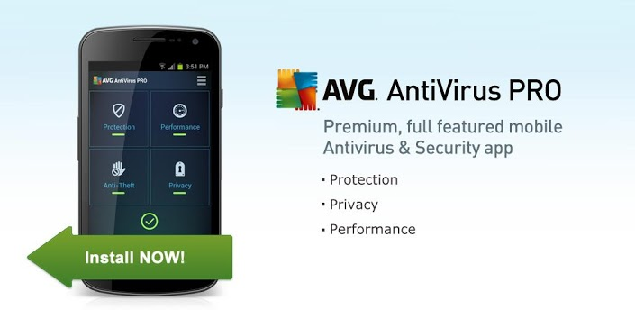 ���� ����� ������� ��������� Android Mobile AntiVirus Security PRO v3.5