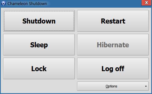 [ ������ ] : ������ Chameleon Shutdown 1.2.2.40 ������ ������� ����� ��������� ���� �
