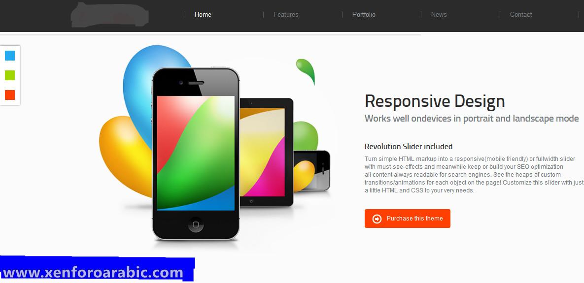 [���� ����� ] ���� Creative v.1.3 ThemeForest Responsive HTML Template