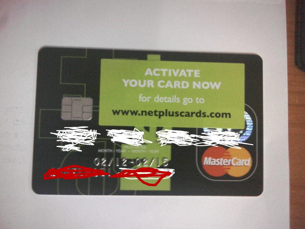 ���� ��� ����� Net+ Prepaid MasterCard ����� �� 8 ���� ���� ����� �� ����� �������� �