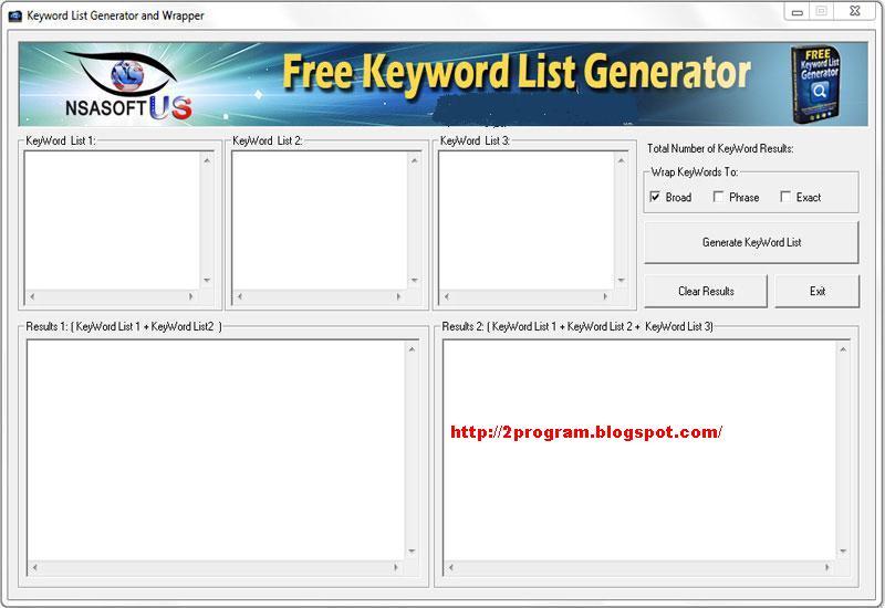 [ ������ ����� ] *���� ���� ���* ������ ����� ����� ��� ���� ����� Keyword Generator
