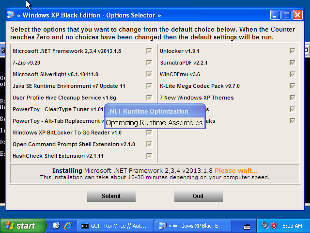 ������ ������ 2014 ��� �� ������� ������� Windows Xp Pro Black Edition February 2014