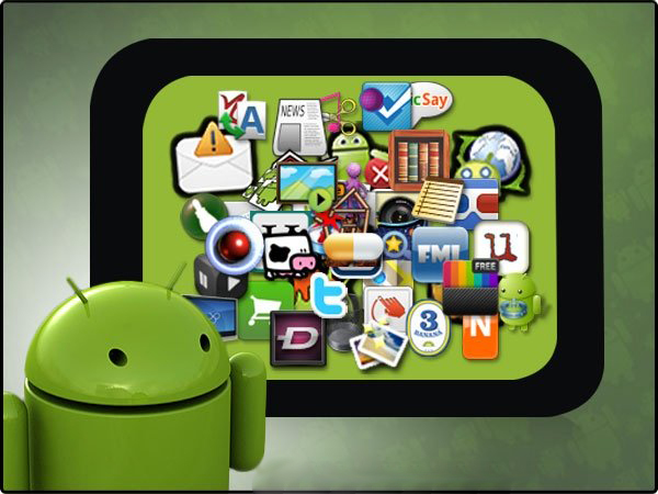 ������ �� ���� ������� ��������� Android Apps and Themes Pack