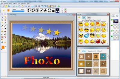 ������ ����� ����� ������ PhoXo 8.1.0