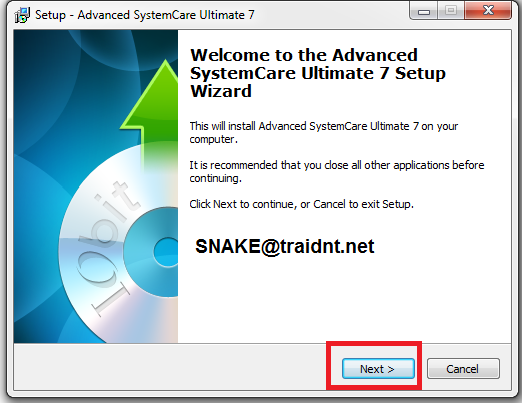 ����� ������ Advanced SystemCare Ultimate 7 ������ ������