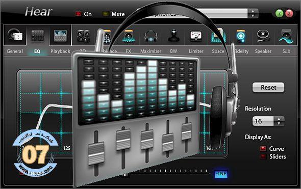 ����� ������ DFX Audio Enhancer 11.108 ����