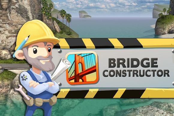 ������ ������� ��������� Bridge Constructor FREE
