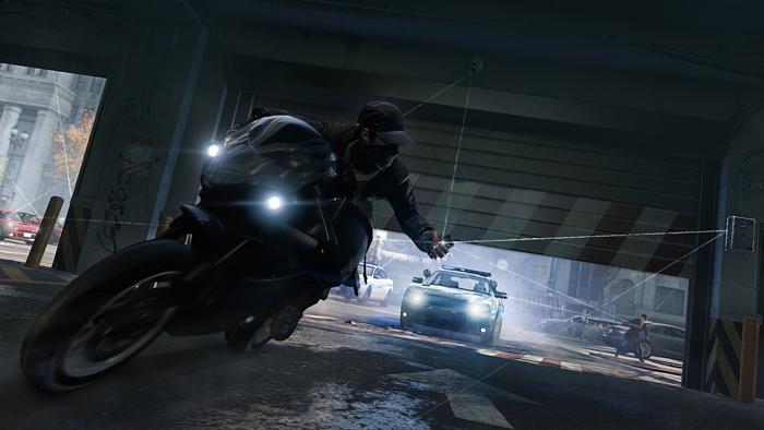 ���� Watch Dogs ���� ����� ����� ��������� ����� ������� + ��� �������
